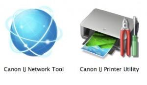 Canon IJ Network Tool Ver.4.7.0