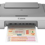Canon PIXMA MG2460 Printer Driver Download  – Software Canon