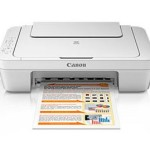 Canon PIXMA MG2500 Driver Download – Support & Software