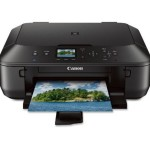 Canon PIXMA MG5520 Printer Drivers Download – Support & Software